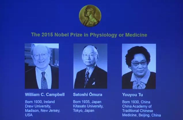 Chinese scientist wins Nobel Prize for malaria treatment