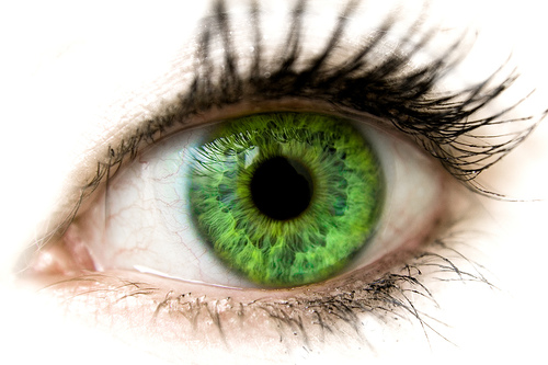 What does your eye color say about you ?