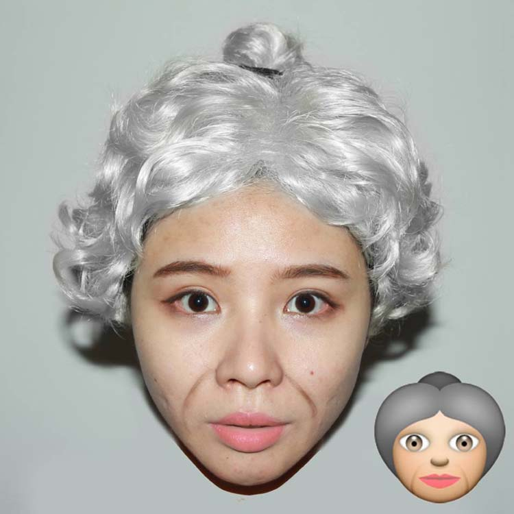 This Chinese girl's real-life emoji imitations will make you laugh